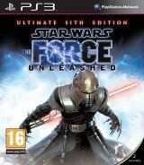Купить игру Star Wars: The Force Unleashed Ultimate Sith Edition (PS3) на Playstation 3 диск