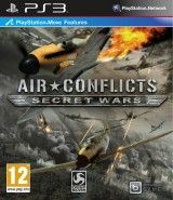 Игра Air Conflicts: Secret Wars с поддержкой PS Move для Sony PS3