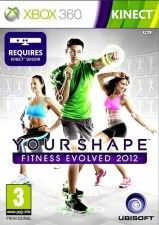 Your Shape: Fitness Evolved 2012 для Kinect (Xbox 360)