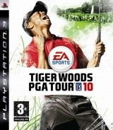 Tiger Woods PGA Tour 10 (PS3) USED Б/У