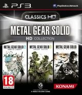 Купить игру Metal Gear Solid HD Collection (PS3) USED Б/У на Playstation 3 диск