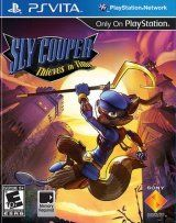 Sly Cooper: Thieves in Time (Прыжок во времени) (PS Vita)