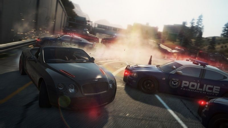 Купить игру Need for Speed: Most Wanted 2012 (Criterion) (Wii U) на Nintendo Wii U диск