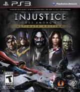 Купить игру Injustice: Gods Among Us Ultimate Edition Русская Версия (PS3) на Playstation 3 диск