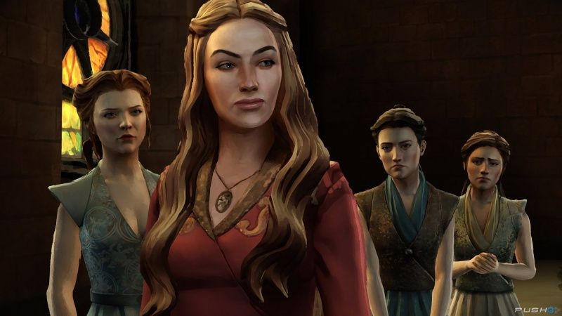 Игра Престолов (Game of Thrones): A Telltale Games Series Русская Версия (PS3)