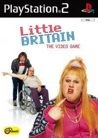 Little Britain The Video Game (PS2)