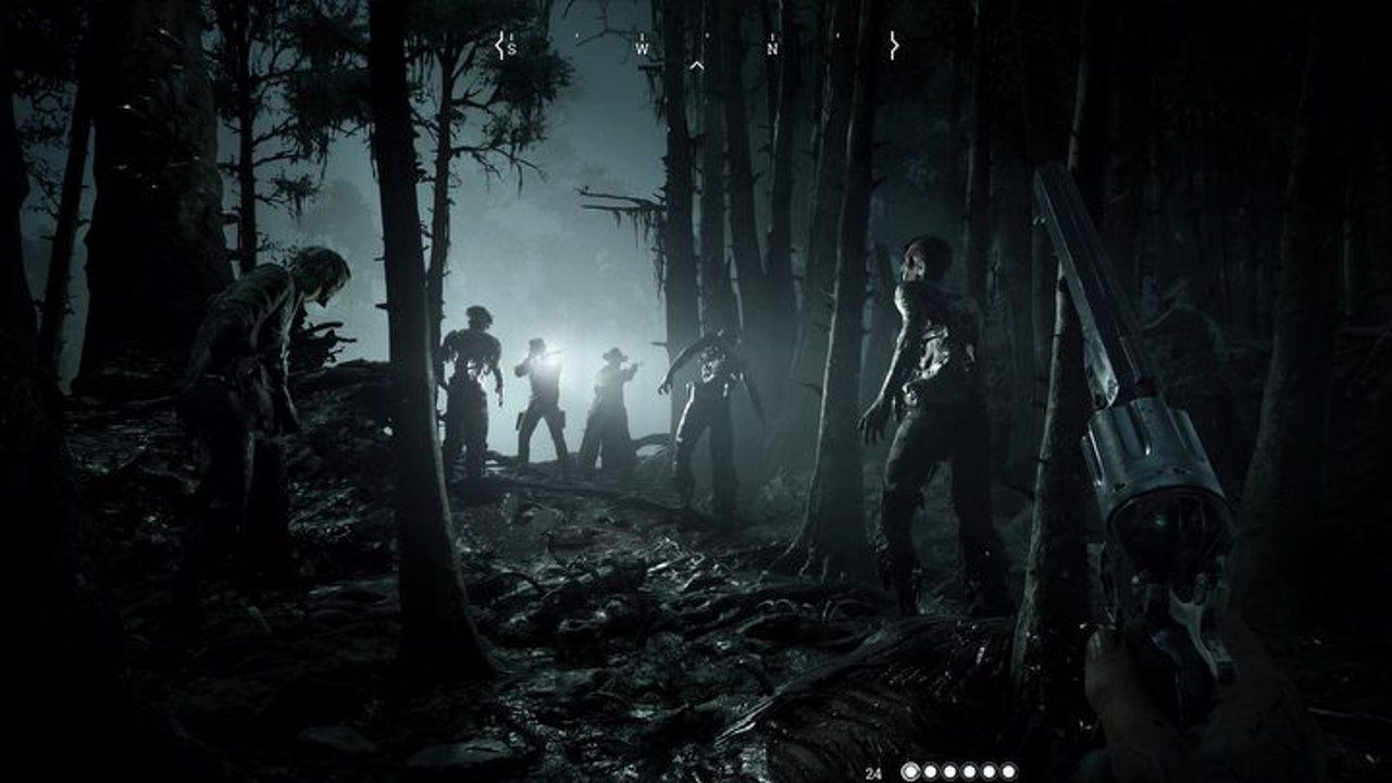 Hunt: Showdown Русская Версия (Xbox One)