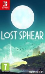 Купить игру Lost Sphear (Switch) диск