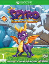 Купить Игру Spyro Reignited Trilogy (Xbox One) на Xbox One диск