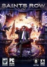 Saints Row 4 (IV) Русская Версия Box (PC)