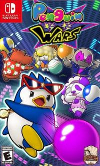 Купить игру Penguin Wars (Switch) диск