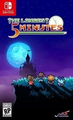 Купить игру The Longest Five Minutes (Switch) диск