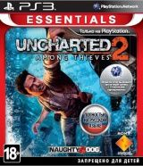 Uncharted: 2 Among Thieves Русская Версия (PS3) USED Б/У