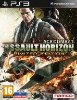 Игра Ace Combat: Assault Horizon Коллекционное издание (Limited Edition) для Sony PS3