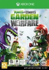 Plants vs. Zombies: Garden Warfare (Xbox One) USED Б/У