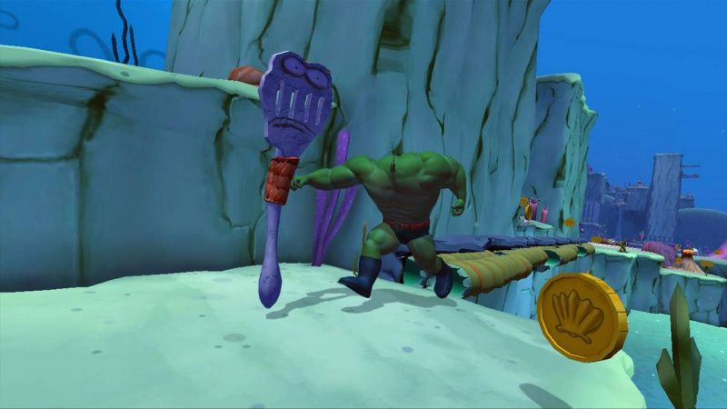 SpongeBob: Heropants (PS Vita)