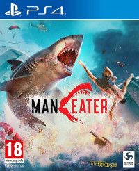 Maneater Day One Edition Русская Версия (PS4)
