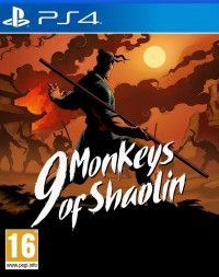 9 Monkeys of Shaolin Русская версия (PS4)