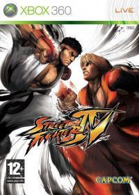 Street Fighter 4 (IV) (Xbox 360/Xbox One)