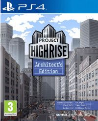 Project Highrise: Architect's Edition Русская Версия (PS4)