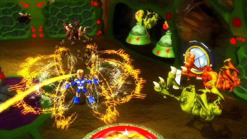 Marvel Super Hero Squad: The Infinity Gauntlet (PS3)