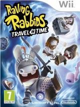 Игра Raving Rabbids: Travel in Time для Nintendo Wii