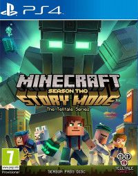 Minecraft: Story Mode Season 2 Русская версия (PS4)