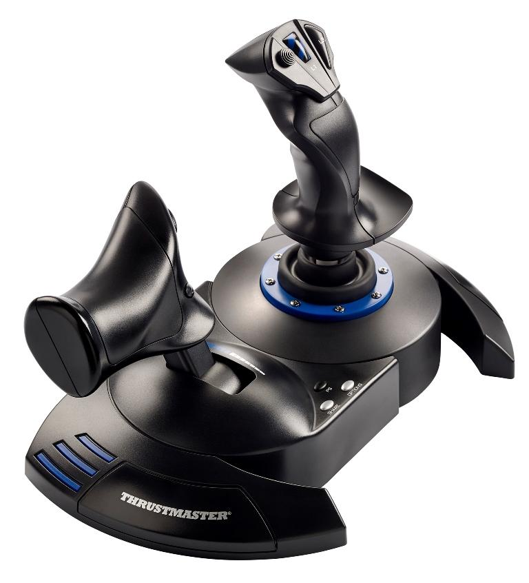 Джойстик Thrustmaster T-Flight Hotas 4 official EMEA (THR84) WIN/PS4