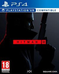 Игра Hitman III (3) (с поддержкой PS VR) (PS4/PS5) Playstation 4