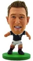 Фигурка футболиста Soccerstarz - Scotland Darren FLetcher - Home Kit (76528)
