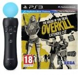 The House of the Dead: Overkill Extended Cut с поддержкой PlayStation Move + Контроллер движений PlayStation Move (PS3)