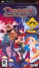 Игра Disgaea: Afternoon of Darkness для PSP