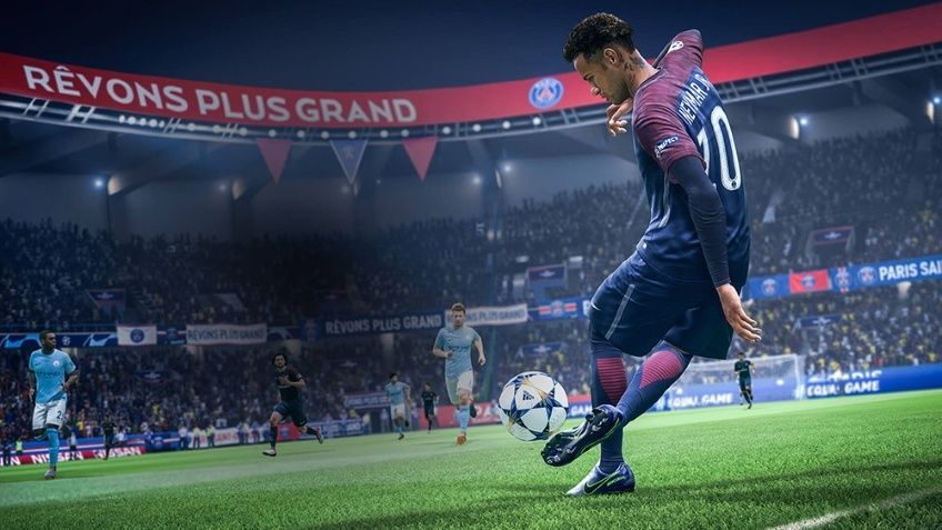 FIFA 20 Русская версия (PS4) (Bundle Copy)