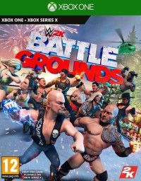 WWE 2K Battlegrounds (Xbox One/Series X)