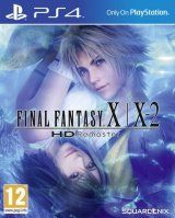 Купить Игру Final Fantasy X/X-2 HD Remaster (PS4) на Playstation 4 диск