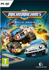 Micro Machines World Series Box (PC)