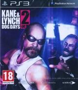 Kane and Lynch 2: Dog Days (PS3) USED Б/У
