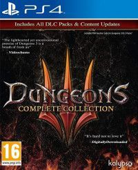 Dungeons 3 (III) Complete Collection Русская версия (PS4)