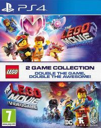 Игра LEGO Movie Video Game + LEGO Movie 2 Video Game Русская версия (PS4) Playstation 4
