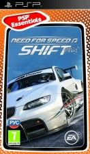 Игра Need for Speed: Shift Essentials Русская Версия (PSP) для Sony PSP