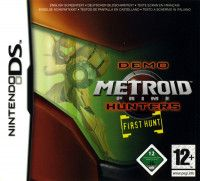 Игра Metroid Prime: Hunters. DEMO. First Hunt (DS) для Nintendo DS