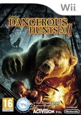 Купить игру Cabela's Dangerous Hunts 2011 + Ружьё Elite Gun (Wii/WiiU) на Nintendo Wii диск