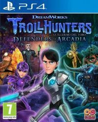 Игра Trollhunters: Defenders of Arcadia Русская Версия (PS4) Playstation 4