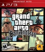Игра GTA: Grand Theft Auto: San Andreas (PS3) для Sony PlayStation 3
