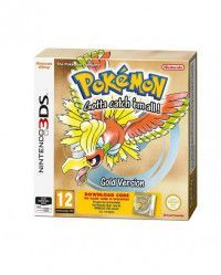 Купить игру Pokemon Gold Packaged Код на загрузку (Nintendo 3DS) на 3DS