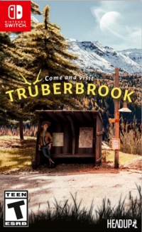 Купить игру Truberbrook (Switch) диск