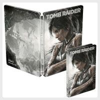 Купить игру Tomb Raider SteelBook Edition Русская Версия (PS3) для Sony Playstation 3