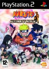 Купить Игру Naruto Ultimate Ninja (PS2) для Sony PS2 диск