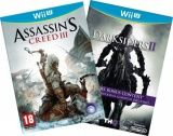 Assassin's Creed 3 (III) + Darksiders 2 (II) Русская Версия (Wii U)