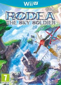 Купить игру Rodea The Sky Soldier (Wii U) на Nintendo Wii U диск